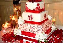 Wedding Cakes & Other Yummies / by Vibrantbride.com Weddings
