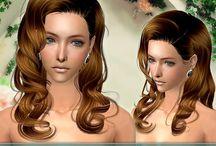 sims 2 hair