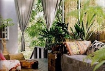 Outdoor living  / by Kristen Rose