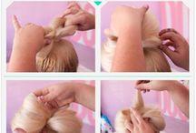 Hair Turtorials