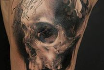 Tattoo Schädel