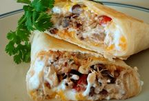 Recipes: Wraps