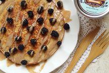 Pancake and Waffle Recipes / healthy pancake and waffle recipes