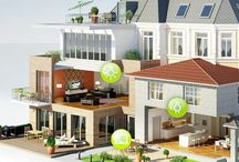 What there is to say about Smart Home / Here you will find everything that interests us concerning smart homes.