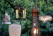 Outdoor lighting / by Crystal Skelton
