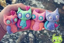 Fimo creations / by Brittany