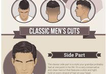 about men's hair