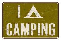 Camping / I love Camping