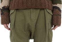 Камуфляж свитера