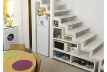 Great storage ideas / Cool ways to optimise space