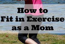 Træning efter fødsel