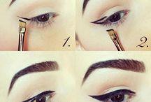 Make up - líčení