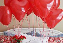 • Valentine's day •