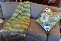 Let's Throw A Party / When it's cold & rainy outside, wrap up in our beautiful & cozy throws!