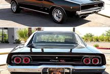 muscle cars and plans