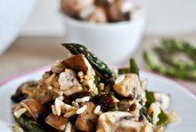 Salads  / by Sherry Erickson