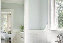 bath room paint