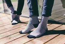 CALCETINES / Calcetines strambóticos de algodón orgánico. Diseño y calidad unidos. www.strambotica.es