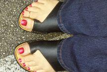 Fancy Feet ♡