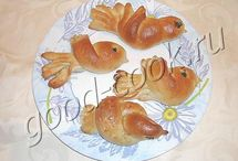 Russian pastries / by GAMI K
