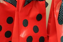 MIRACULOUS LADY BUG PARTY
