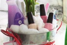 Gift baskets (work) / by Becky Alonso