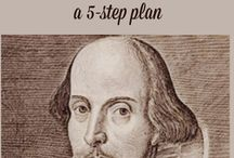 Teaching ----> Reading Shakespeare / Lit club ideas / by ChickRocks