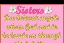 <3 Sisters / by Lori Mitchell