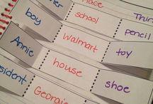Grammar- Nouns