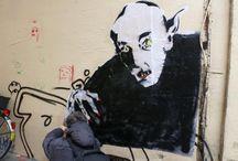Street Art Cinema Paris