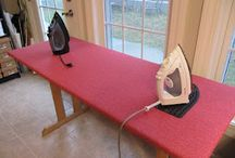 better Home; Make it your own ironing bed