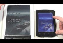 E-readers / Latest e-readers available at the market!