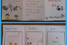 Fabulous First Grade Literacy
