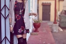 Autumn Outfits / Perfect Clothes For The Autumn Season