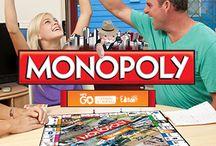 Let's Go Caravan & Camping Monopoly