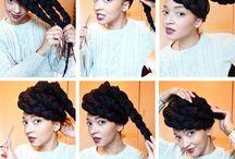 Hair Diy!!