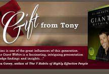 CADOUL lui Tony Robbins FREE: Re-Awaken the Giant Within