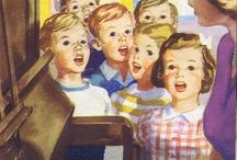 Vintage Sunday School Pictures