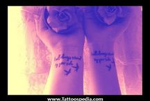 Tattoo for two