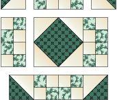 Patchwork Pattern / Patchwork Pattern