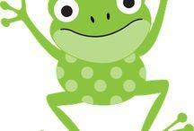 kurabağa resimleri