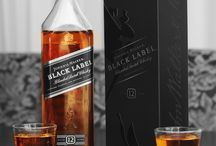Black Label Whiskey / The various Pictures on Black Label Whiskey