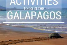 Galapagos Islands - Top 10 Travel Lists
