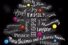 Kerst wensen