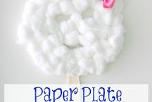 Paper Plate Crafts for Kids / Fun paper plate crafts from animals, movie characters, and books! Fun and easy! / by ABC Creative Learning