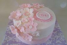 bruidstaart / #Bloementaart, #bruidstaart, #bloementaarten