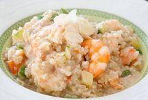 arroz c camarão