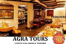 Luxury Cuisine at Peshawri Restaurant, Agra / Read blog on Luxury Cuisine at Peshawri Restaurant, Agra : http://letsgoindiatours.blogspot.in/2016/02/luxury-cuisine-at-peshawri-restaurant.html