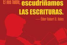 Citas Sud Robert D Halles / Orar y escudriñar las escrituras