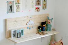 Nursery ideas / Decorating for baby / by Jennifer Shingelo